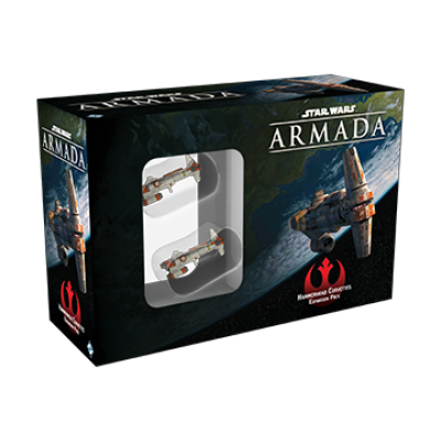STAR WARS ARMADA : HAMMERHEAD CORVETTE ENGLISH
