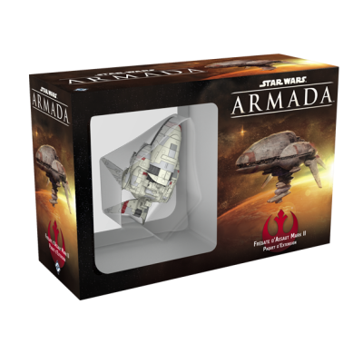 STAR WARS ARMADA : FREGATE D'ASSAUT MARK II FRANÇAIS