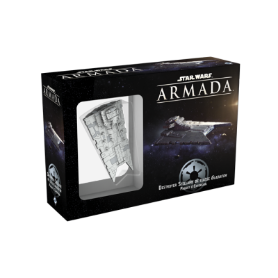 STAR WARS ARMADA : DESTROYER STELLAIRE DE CLASSE GLADIATOR FRANÇAIS