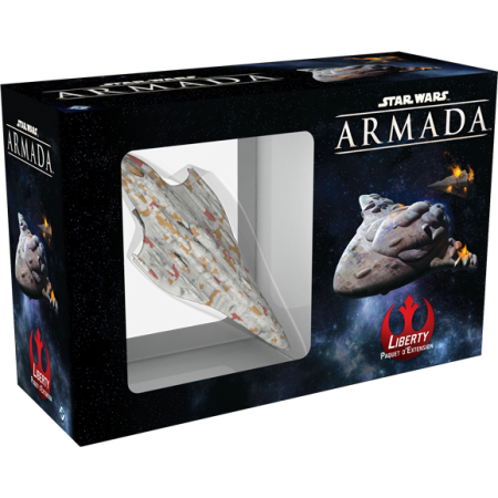 STAR WARS ARMADA: LIBERTY CLASS CRUISER ENGLISH