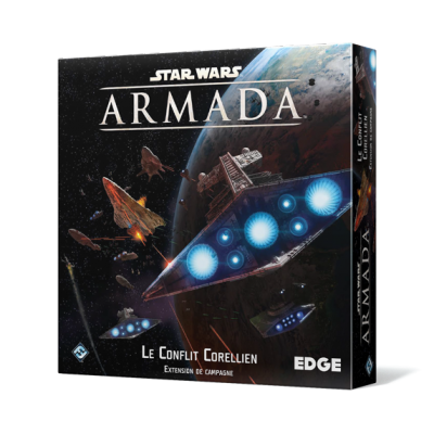 STAR WARS ARMADA: THE CORELLIAN CONFLICTS ENGLISH