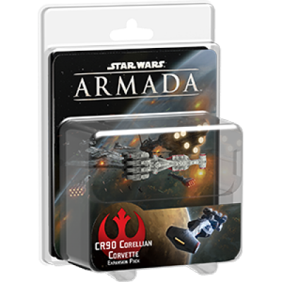 STAR WARS ARMADA: CORELLIAN CORVETTE ENGLISH