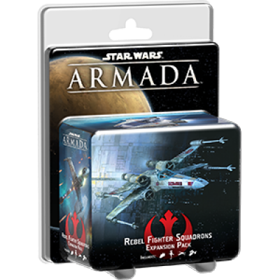 STAR WARS ARMADA: REBEL FIGHTER PACK ENGLISH