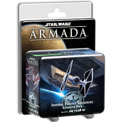 STAR WARS ARMADA: IMPERIAL FIGHTER PACK ENGLISH