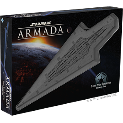 STAR WARS ARMADA: SUPER STAR DESTROYER ENGLISH