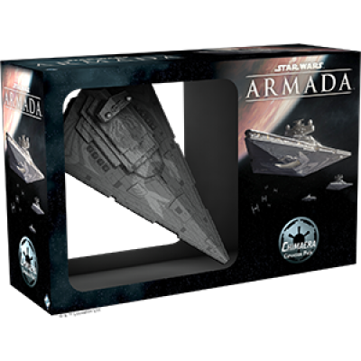 STAR WARS ARMADA : CHIMAERA EXPANSION ENGLISH