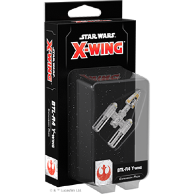 STAR WARS: X-WING 2.0 - BTL-A4 Y-WING EXP. PACK ENLGISH