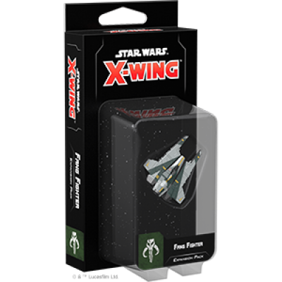 STAR WARS: X-WING 2.0 - FANG FIGHTER EXP. PACK ENGLISH