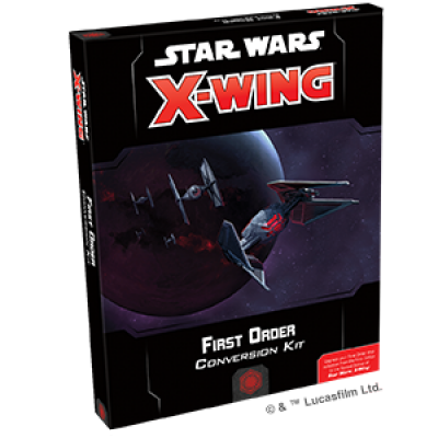 STAR WARS: X-WING 2.0 - FIRST ORDER CONVERSION KIT ENGLISH