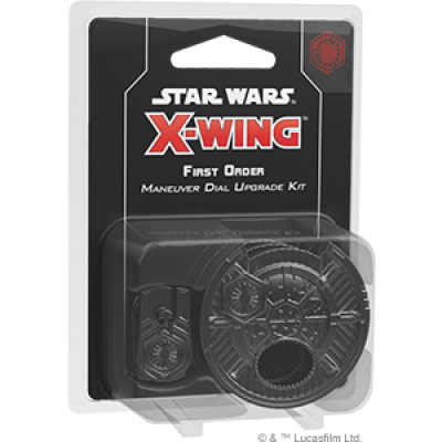 STAR WARS: X-WING 2.0 - FIRST ORDER MANEUVER DIAL KIT