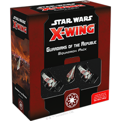 STAR WARS X-WING 2.0 GUARDIANS OF THE REPUBLIC ENGLISH