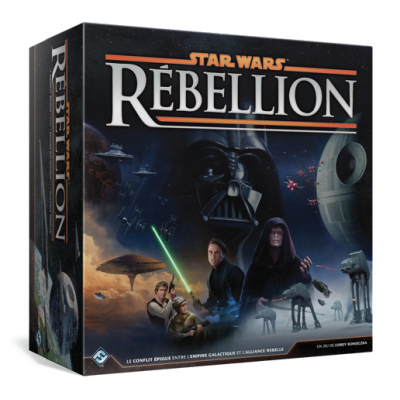 STAR WARS: RÉBELLION (FRANÇAIS)