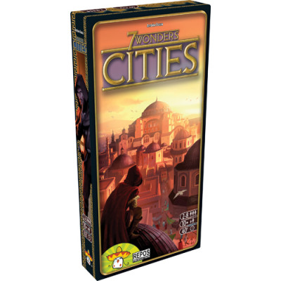 7 WONDERS:EXT 02 CITIES  (FRANÇAIS)