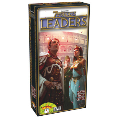 7 WONDERS:EXT 01 LEADERS (FRANÇAIS)