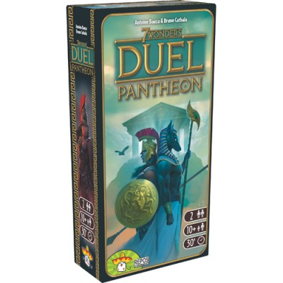 7 WONDERSDUEL:EXT 01 PANTHEON (FRANÇAIS)