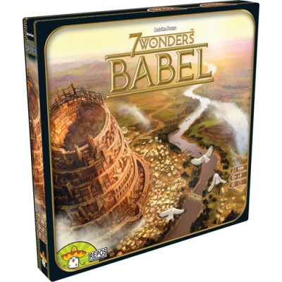 7 WONDERS:EXT 04 BABEL (FRANÇAIS)