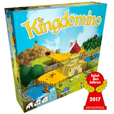 KINGDOMINO (MULTILINGUE)