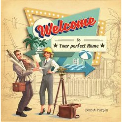 WELCOME TO... YOUR PERFECT HOME (MULTILINGUE)