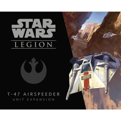 STAR WARS : LEGION - T47 AIRSPEEDER UNIT EXPANSION ENG
