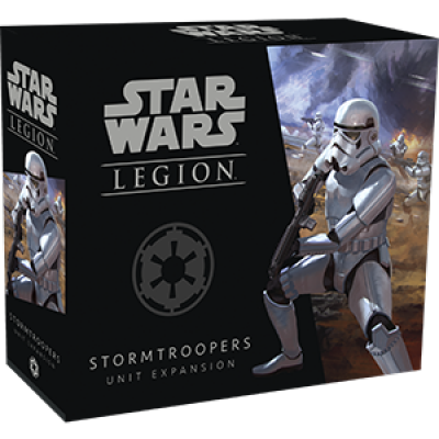 STAR WARS : LEGION - STORMTROOPERS UNIT EXPANSION ENG