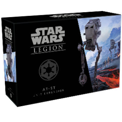STAR WARS : LEGION - AT-ST UNIT EXPANSION ENG