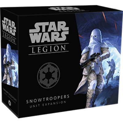 STAR WARS : LEGION - SNOWTROOPERS UNIT EXP.ENG