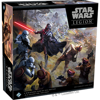 STAR WARS : LEGION ENG