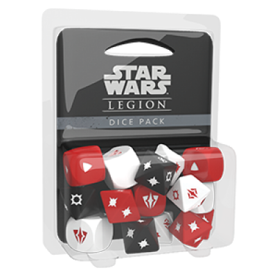 STAR WARS : LEGION - DICE PACK