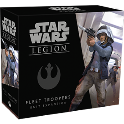 STAR WARS : LEGION - FLEET TROOPERS UNIT ENG