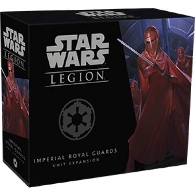 STAR WARS : LEGION - IMPERIAL ROYAL GUARDS ENG