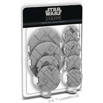 STAR WARS : LEGION - PREMIUM LARGE BASES