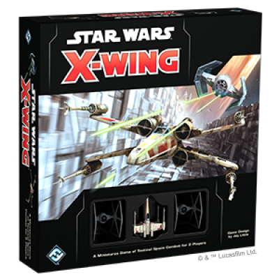 STAR WARS: X-WING 2.0 - CORE SET ENGLISH