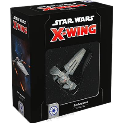 STAR WARS : X-WING 2.0 - SITH INFILTRATOR ENGLISH
