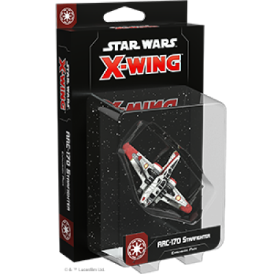 STAR WARS : X-WING 2.0 ARC-170 STARFIGHTER ENGLISH