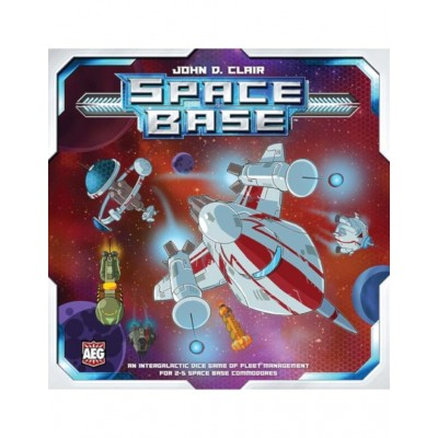 SPACE BASE (ANGLAIS)