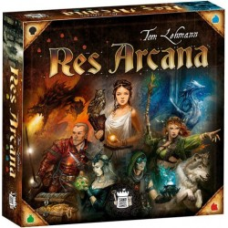 RES ARCANA (MULTILINGUE)