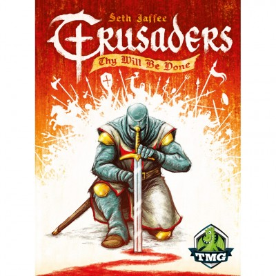 CRUSADERS: THY WILL BE DONE (ANGLAIS)