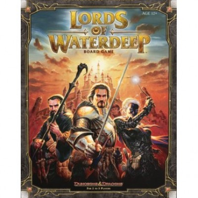 LORDS OF WATERDEEP (ANGLAIS)