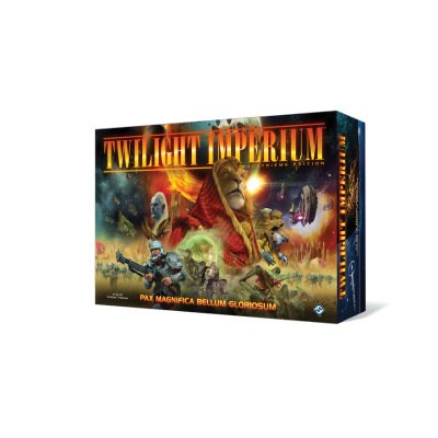 TWILIGHT IMPERIUM 4E EDITION (FRANÇAIS)