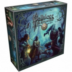 FOLKLORE THE AFFLICTION 2ND EDITION (ANGLAIS)