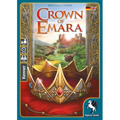 CROWN OF EMARA (ANGLAIS)