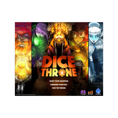DICE THRONE SEASON 1 (ANGLAIS)