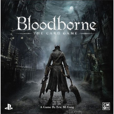 BLOODBORNE: THE CARD GAME (ANGLAIS)