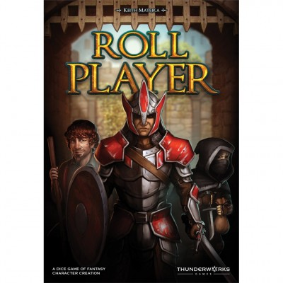 ROLL PLAYER (ANGLAIS)