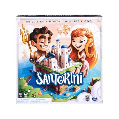SANTORINI (MULTILINGUE)