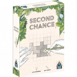 SECOND CHANCE (ANGLAIS)
