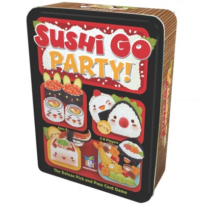 SUSHI GO PARTY! (ANGLAIS)