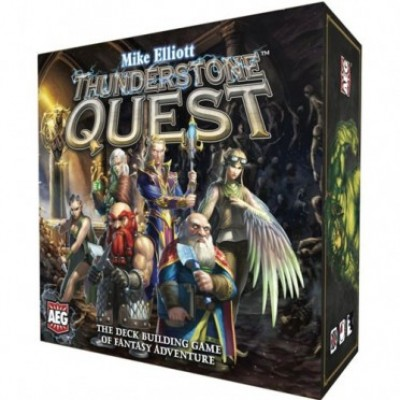 THUNDERSTONE QUEST (ANGLAIS)