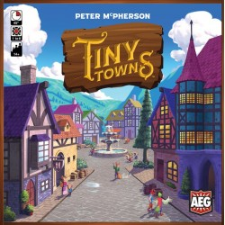 TINY TOWNS (ANGLAIS)