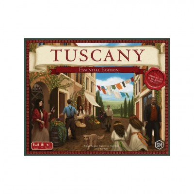 TUSCANY ESSENTIAL EDITION (ANGLAIS)